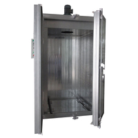 Industrial Powder Coating Curing Oven