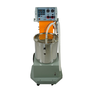 COLO-F-668 Electrostatic Flocking Swab Machine