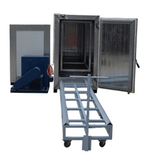 Best Commercial Powder Coat Cure Oven