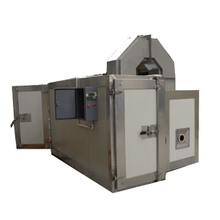 Gas/LPG Powder Coating Curing Oven