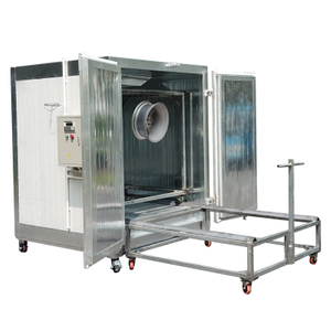 Hot Selling Powder Coating Wheel Oven