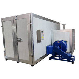 Big Batch Powder Coating Oven