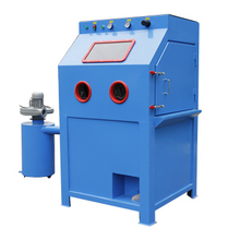 Wet Sandblasting Cabinet, Dustless Blasting Cabinet for Sale