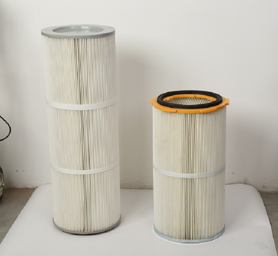 Powder Coating Booth Filters