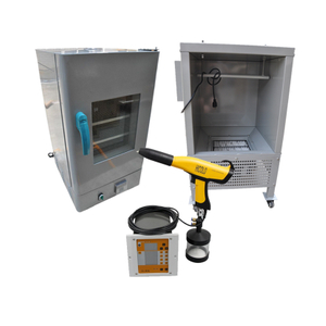 Lab Testing Powder Coating Equipment