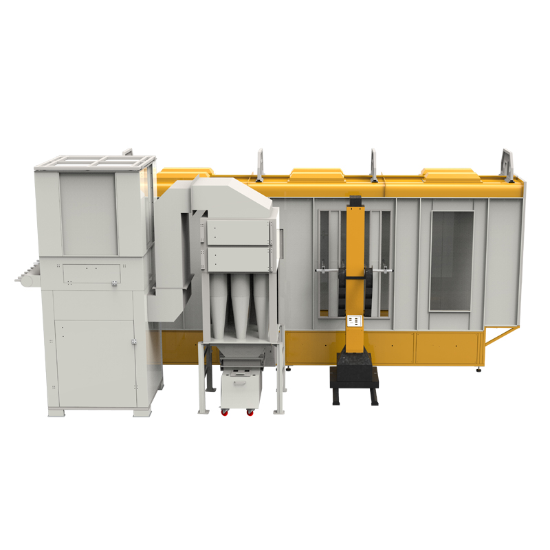 Powder Coating Booth Dust Collector