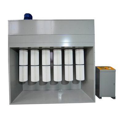 Filter Powder Recovery System